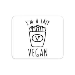 Lazy Vegan Mouse Mat