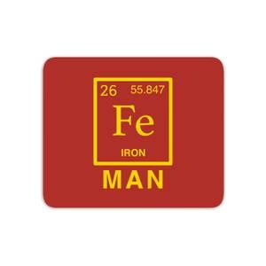 Fe Man Mouse Mat