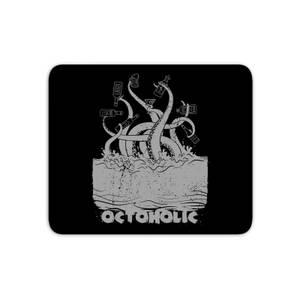 Octoholic Mouse Mat