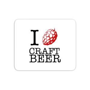 I Hop Craft Beer Mouse Mat