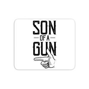 Son Of A Gun Mouse Mat