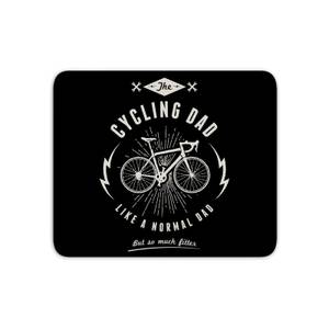 Cycling Dad Mouse Mat