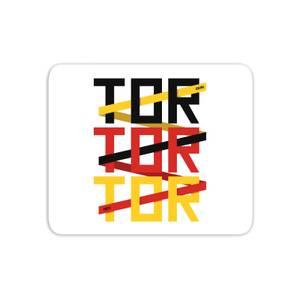 TOR TOR TOR Mouse Mat