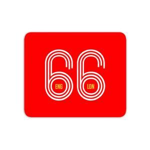 England 66 Mouse Mat