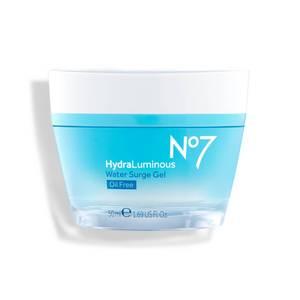 No7 HydraLuminous Water Surge Gel 50ml
