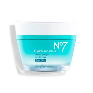 No7 HydraLuminous Water Surge Gel Cream 50ml