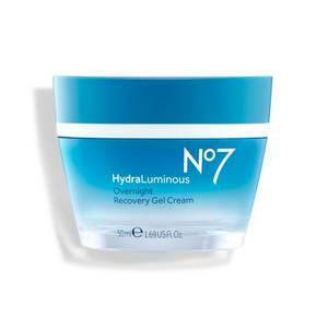 No7 HydraLuminous Overnight Recovery Cream 50ml