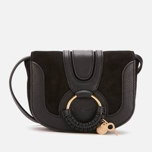 See by Chloé Women's Hana Mini Cross Body Bag  - Black