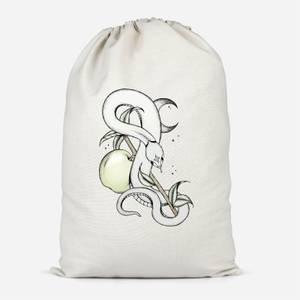 Forbidden Fruit Cotton Storage Bag