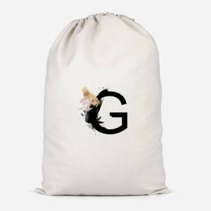 G Cotton Storage Bag