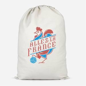 Allez La France Cotton Storage Bag