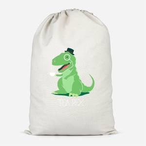 TeaRex Cotton Storage Bag