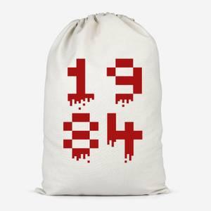 1984 Gaming Cotton Storage Bag
