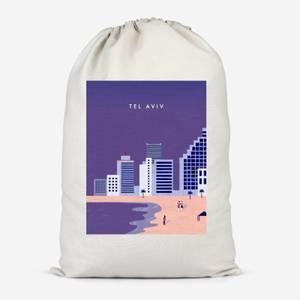 Tel Aviv Cotton Storage Bag