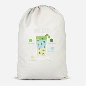 Mojito Cotton Storage Bag
