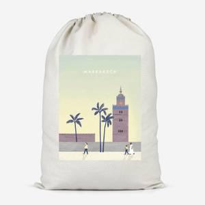 Marrakech Cotton Storage Bag