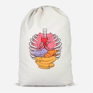 Anotomicat Cotton Storage Bag