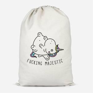 F***ing Majestic Cotton Storage Bag
