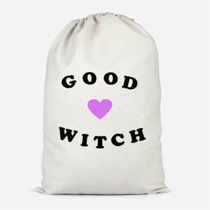 Good Witch Cotton Storage Bag