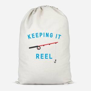 Keeping It Reel Cotton Storage Bag