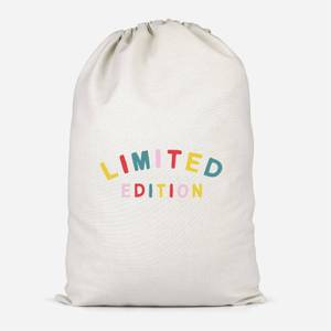 Limited Edition Cotton Storage Bag