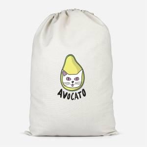 Avocato Cotton Storage Bag