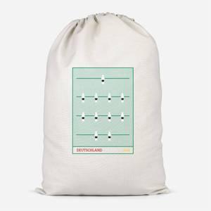 Fooseball Deutschland Cotton Storage Bag