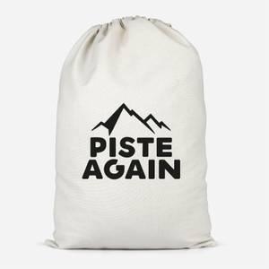 Piste Again Cotton Storage Bag