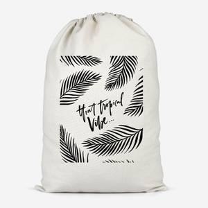 That Tropical Vobe Cotton Storage Bag