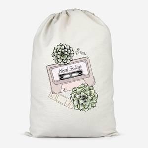 Mixed Feelings Cotton Storage Bag