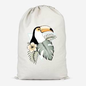 Toucan Cotton Storage Bag