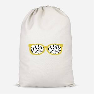 Glasses Cotton Storage Bag