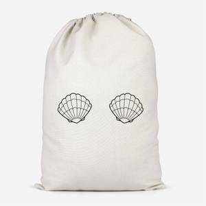 Two Shells Cotton Storage Bag