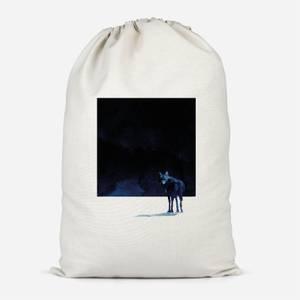 I'm Going Back Cotton Storage Bag