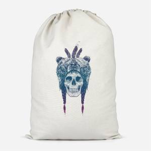 Bear Head Cotton Storage Bag