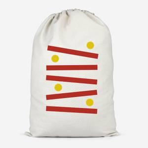 Levels Gaming Cotton Storage Bag
