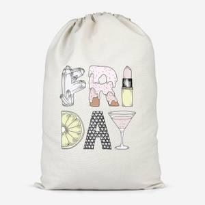 Friday Cotton Storage Bag