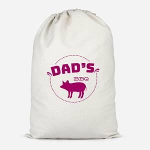Dads BBQ Cotton Storage Bag