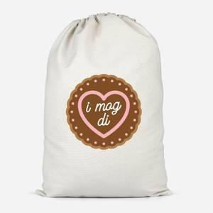 I Mog Di Cotton Storage Bag