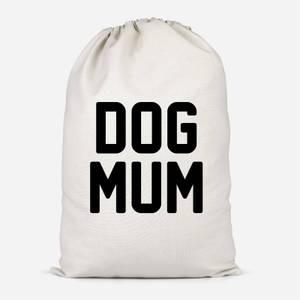Dog Mum Cotton Storage Bag