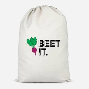 Beet It Cotton Storage Bag