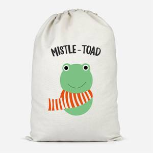 Mistle-Toad Cotton Storage Bag