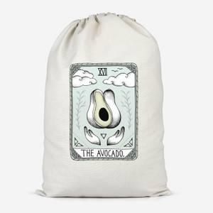 The Avocado Cotton Storage Bag