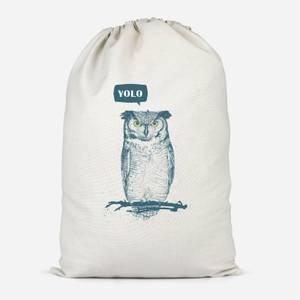 YOLO Cotton Storage Bag