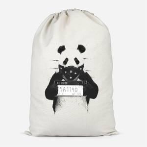 Bandana Panda Cotton Storage Bag