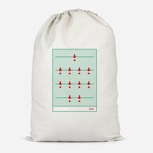 England Fooseball Cotton Storage Bag