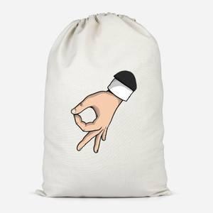 Circle Game Cotton Storage Bag