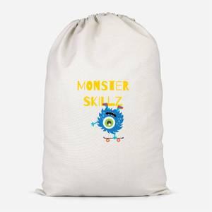 Monster Skillz Cotton Storage Bag