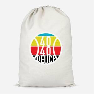 40 40 Deuce Cotton Storage Bag