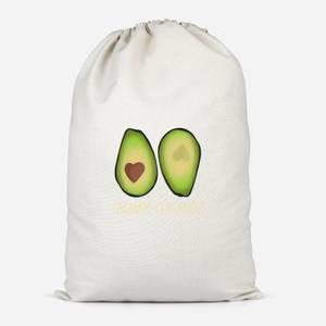 Hagamos Guacamole Cotton Storage Bag